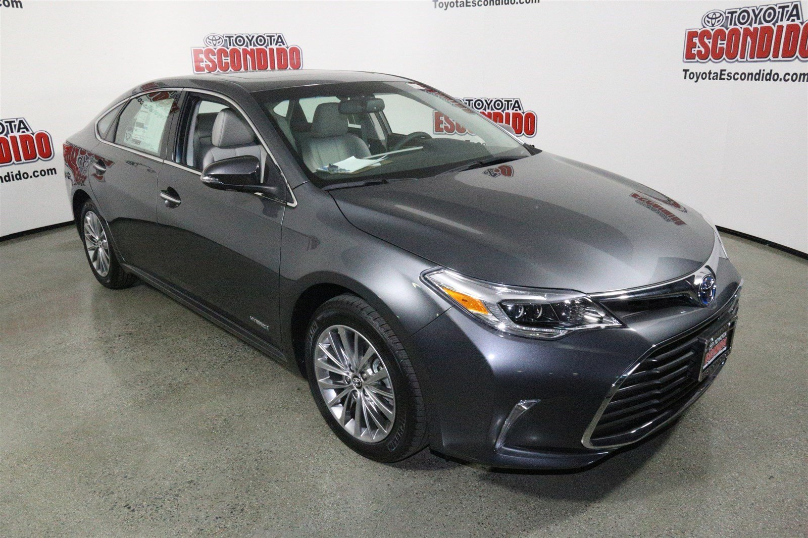 new 2017 toyota avalon hybrid limited 4dr car in escondido hu057417 toyota escondido. Black Bedroom Furniture Sets. Home Design Ideas