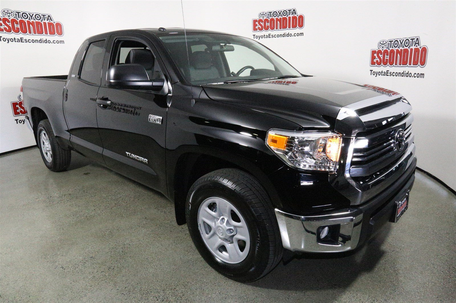 new 2017 toyota tundra 2wd sr5 double cab pickup in escondido 1014132 toyota of escondido. Black Bedroom Furniture Sets. Home Design Ideas