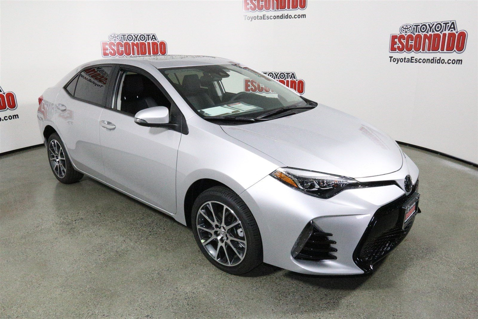 new 2017 toyota corolla 50th anniversary special edition 4dr car in escondido hp596338 toyota. Black Bedroom Furniture Sets. Home Design Ideas