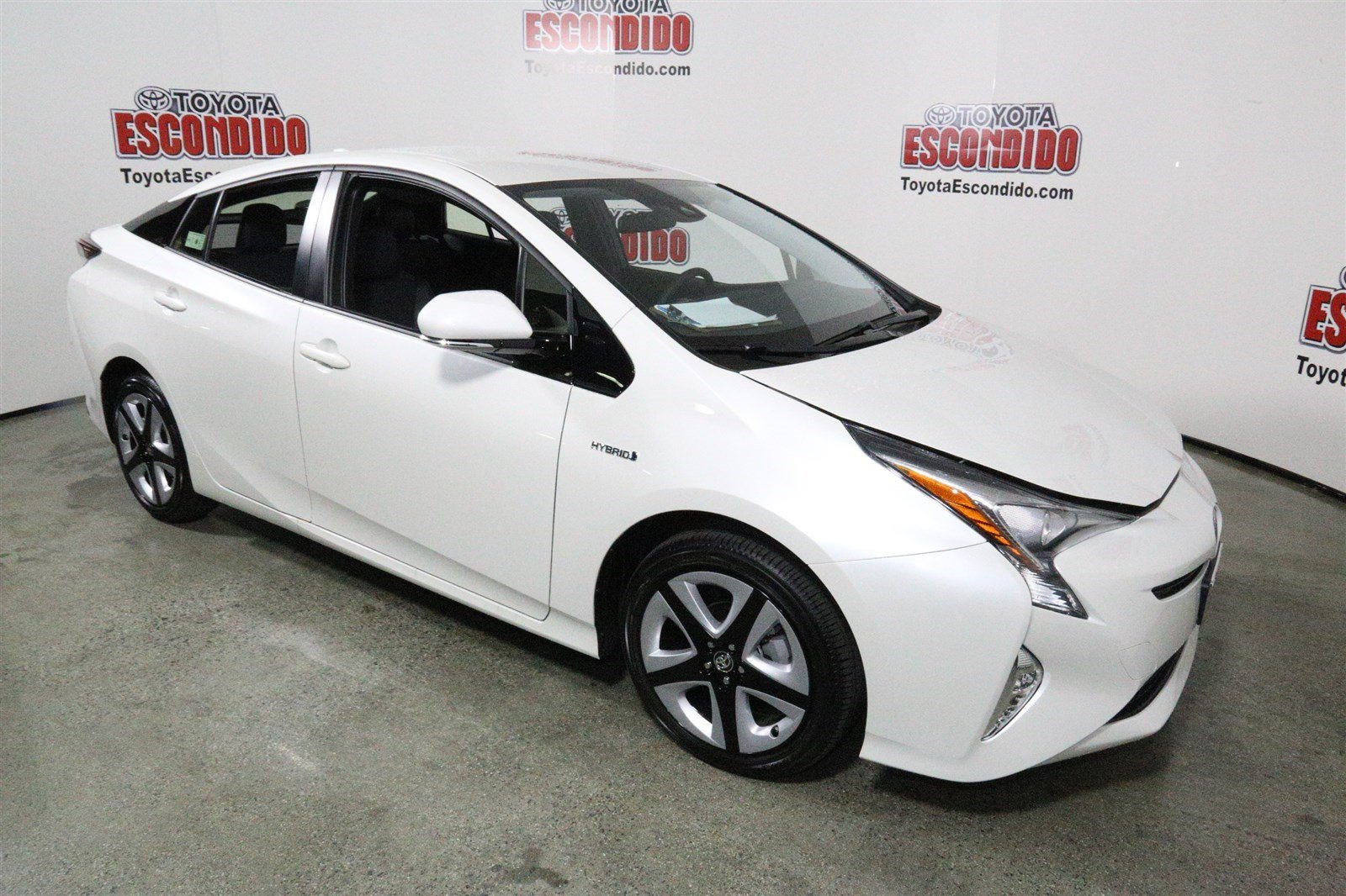 new 2017 toyota prius three touring hatchback in escondido h3033700 toyota of escondido. Black Bedroom Furniture Sets. Home Design Ideas