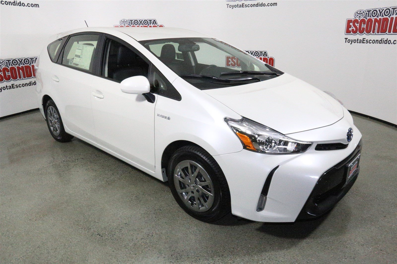 new 2017 toyota prius v four station wagon in escondido hj032898 toyota escondido. Black Bedroom Furniture Sets. Home Design Ideas