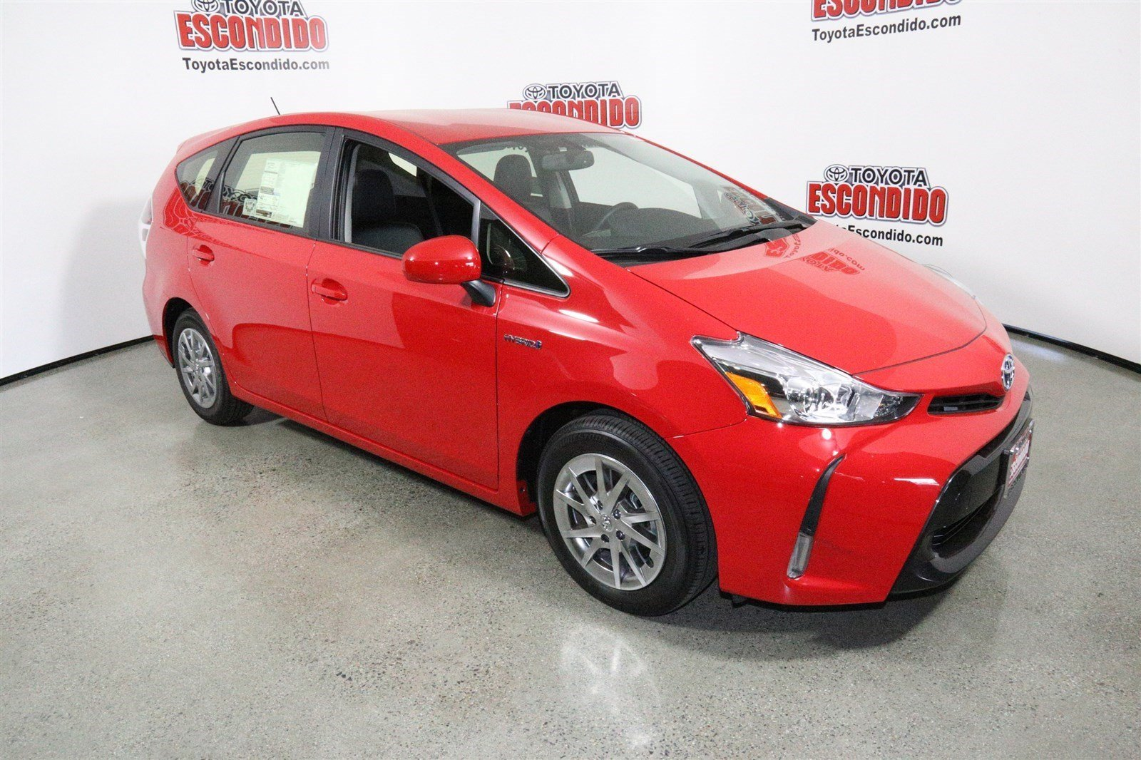 new 2017 toyota prius v four station wagon in escondido 1012739 toyota escondido. Black Bedroom Furniture Sets. Home Design Ideas