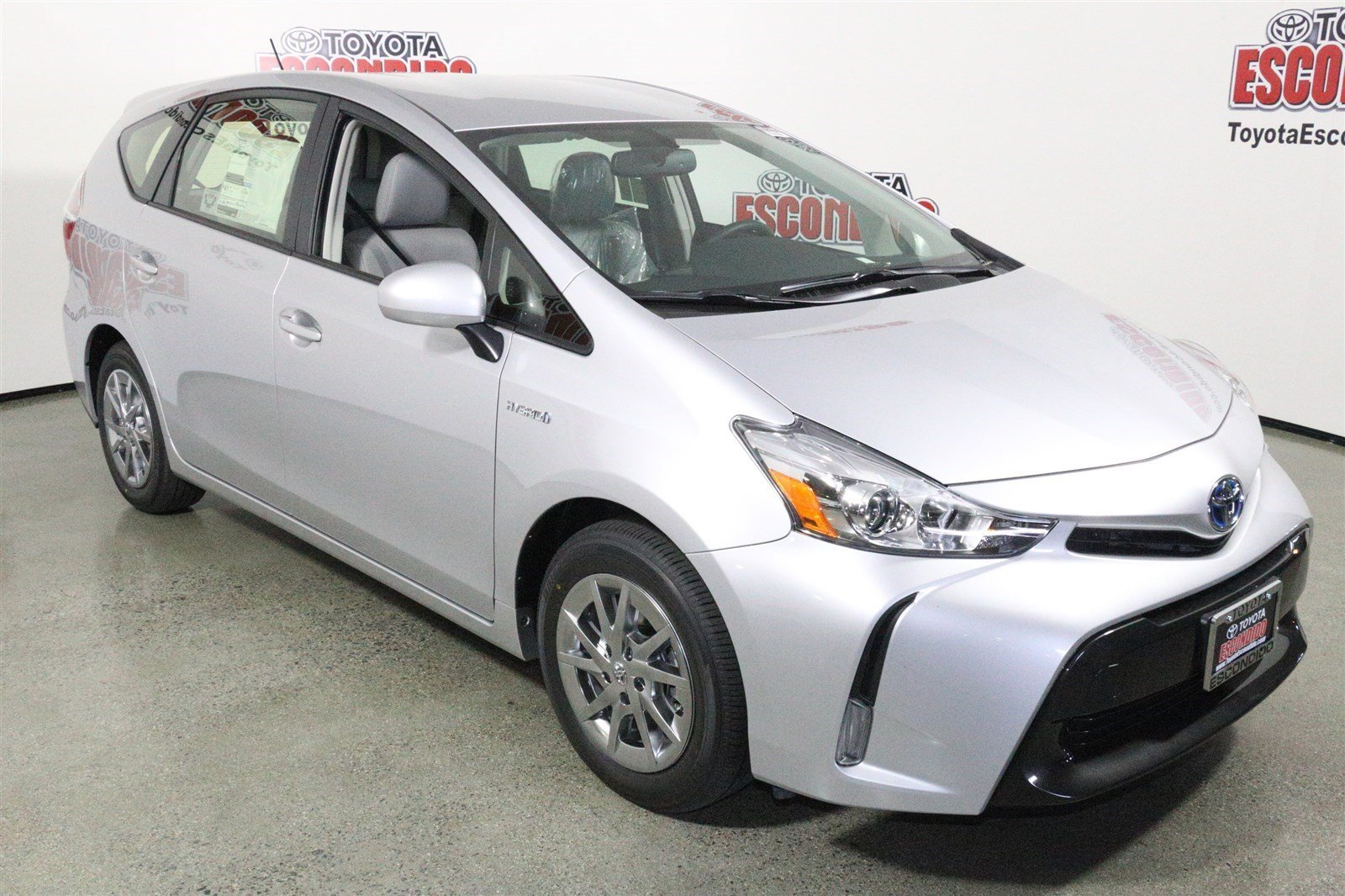 new 2017 toyota prius v four station wagon in escondido hj065031 toyota escondido. Black Bedroom Furniture Sets. Home Design Ideas