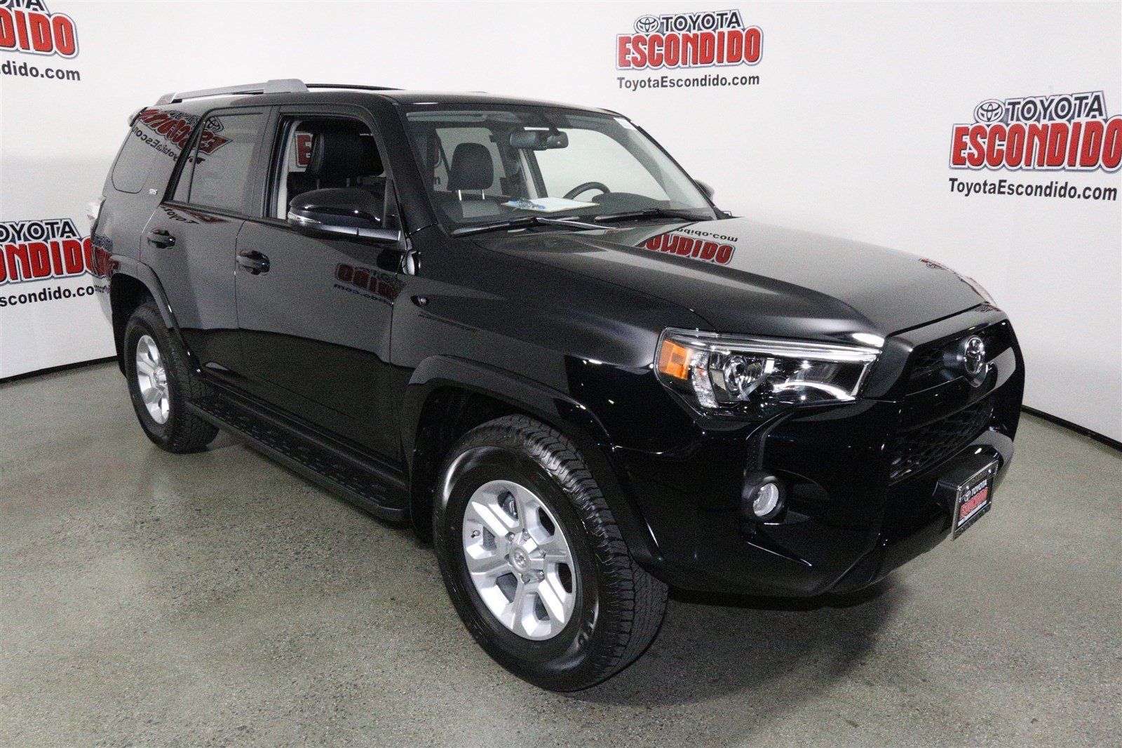 new 2017 toyota 4runner sr5 premium sport utility in escondido
