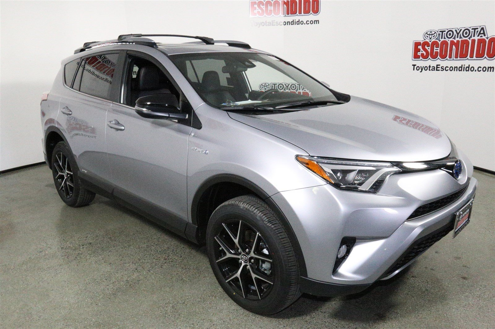 new 2017 toyota rav4 hybrid se sport utility in escondido hd089346 toyota of escondido. Black Bedroom Furniture Sets. Home Design Ideas