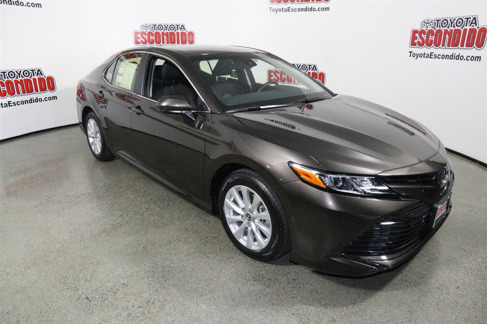 New 2018 Toyota Camry Le 4dr Car In Escondido 1014831